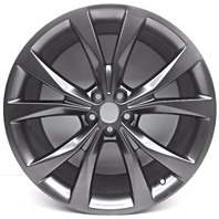 OEM Ford Edge 20 inch Aluminum Wheel Rim Nick in Rim Surface Scratches