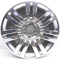 OEM Lincoln LT 20 inch Aluminum Wheel Rim Chrome Scratches and Marks on Rim