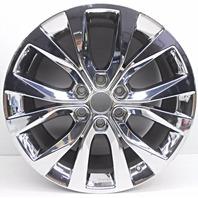 OEM Ford F150 20 inch Chrome Y-Spoke Aluminum Wheel Rim Surface Scratches