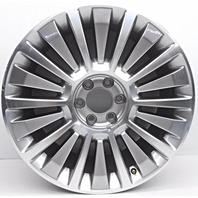 OEM Lincoln Navigator 22 inch Aluminum Wheel Rim Scratches
