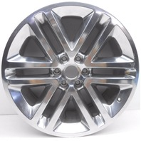 OEM Ford Expedition 22 inch Aluminum Wheel Rim Nicks and Surface Scratches
