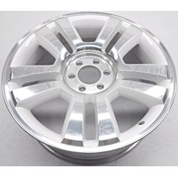 OEM Ford F150 Aluminum 22 inch Aluminum Wheel Rim Surface Scratches Small Dent