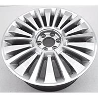 OEM Lincoln Navigator 22 inch Aluminum Wheel Rim Gray Nicks and Scratches