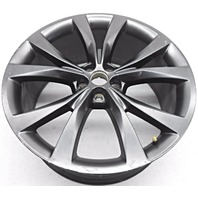 OEM Ford Edge 21 inch Aluminum Wheel Rim Black Nicks on Lip Scratches