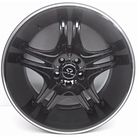 Lorenzo 20 inch Black Gloss Wheel Rim With Center Cap Surface Scratches