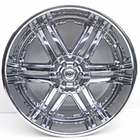 Dropstars DS03 22 inch Chrome Wheel Rim Surface Scratches