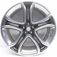 OEM Ford Edge 22 inch Aluminum Wheel Rim Scratches and Nicks on Rim