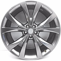 OEM Ford Edge 22 inch Aluminum Wheel Rim Minor Scuffs on Rim