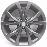 OEM Ford Edge 21x9 inch Aluminum Wheel Rim Matte Gray Non-Factory Color