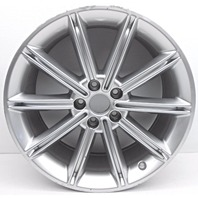 OEM Ford Flex 19 inch Aluminum Wheel Rim Scratches and Corrosion