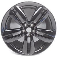 OEM 2015-17 Ford Mustang 19 inch Aluminum Wheel Minor Scratch on Lip