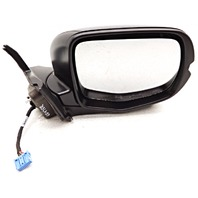 OEM Honda Pilot Right Passenger Side Mirror Surface Scratches on Cover and Glass