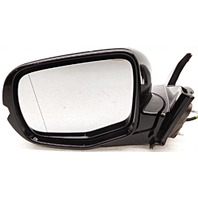 OEM Honda Pilot Left Driver Side Mirror Deep Scratches on Cover and Housing