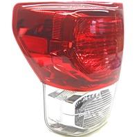 Genuine OEM Toyota Tundra Left Driver Side Tail Lamp 81560-0C090