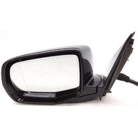 OEM Acura MDX Left Driver Side Mirror Surface Scratches on Housing Forest Mist