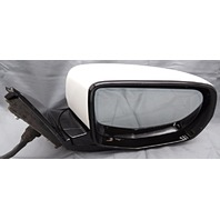 OEM Acura MDX Right Passenger Side Mirror With Camera Surface Scratches - 20 Pin