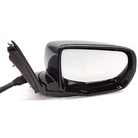 OEM Acura MDX Right Passenger Side Mirror Surface Scratches on Housing Gray