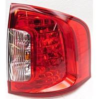 OEM Ford Edge Right Passenger Quarter Mount Tail Lamp Lens Crack