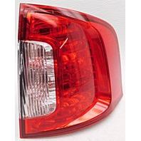 OEM Ford Edge Right Passenger Quarter Mount Tail Lamp Lens Chip