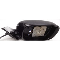 OEM Lexus GS300 GS330 GS430 GS450h Right Passenger Mirror Missing Glass Black
