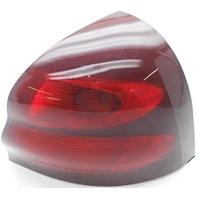 OEM Mercury Grand Marquis Right Passenger Quarter Mount Tail Lamp Lens Scratched
