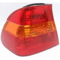 OEM BMW 320i 325i 330i Sedan Left Driver Side Quarter Mount Tail Lamp