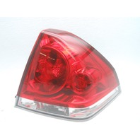 OEM Chevy Impala Right Passenger Side Tail Lamp Lens Cracked