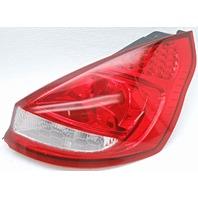 OEM Ford Fiesta Hatchback Right Passenger Side Tail Lamp Lens Chipped