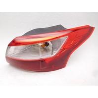 OEM Ford Focus Sedan Quarter Mounted Tail Lamp DM5Z-13404-E Lens Chip, Spots