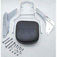 Genuine OEM Honda Motorcycle Backrest Pad Shorty Sissy Bar 08F75-MZ8-J00