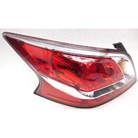 Aftermarket DEPO Left Driver Side LED Tail Lamp for Nissan Altima