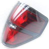 OEM Ford F150 Right Passenger Side Tail Lamp Lens Cracked