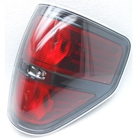 OEM Ford F150 Right Passenger Side Tail Lamp Reflector Loose Lens Chip