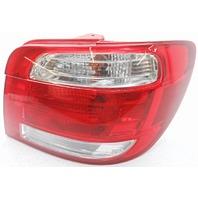 OEM Saab 9-2X Right Passenger Side Tail Lamp Missing Trim Piece