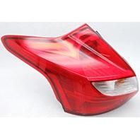 OEM Ford Focus Hatchback Left Driver Side Tail Lamp Lens Chipped