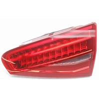 OEM Audi A4 S4 Sedan Right Passenger Side Lid Mounted LED Tail Lamp Lens Chip