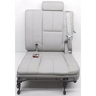 OEM Chevrolet Tahoe Third Row Seat Gray Titanium Cover Cracked
