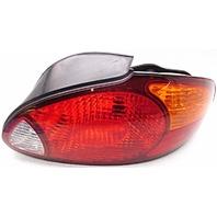 OEM Hyundai Elantra Right Passenger Tail Lamp Hair Crack in Lens