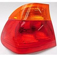OEM BMW 320i 323i 325i 328i 330i Left Driver Side Quarter Mount Tail Lamp