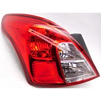 OEM Nissan Versa Left Driver Side Tail Lamp Small Lens Scratches