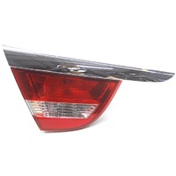 OEM Buick Verano Left Driver Side Lid Mounted Tail Lamp Chrome Scratched