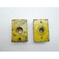 New Old Stock OEM 1960 Ford Truck Engine Mount Insulator C0TT-6A061-B Pair