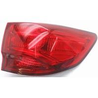 OEM Acura MDX Right Passenger Side Quarter Mounted Tail Lamp Moisture Inside