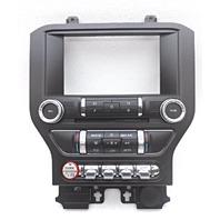 OEM Ford Mustang Radio Temperature Control Panel Faceplate-Peg Missing/Nicks