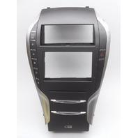 OEM Lincoln MKZ Gear Shift Radio Temperature Control Faceplate-Nicks/Trim Crack