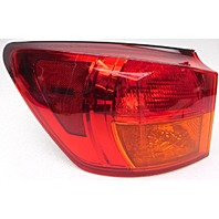 OEM Lexus IS250 IS350 Left Driver Side Quarter Mount Tail Lamp Missing Trim