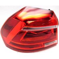 OEM Volkswagen Passat Left Driver Side LED Quarter Mounted Tail Lamp