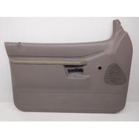 Genuine OEM Ford Explorer 2-Door Trim Panel Left Front F5TZ-9823943-AAZ Crease