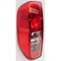 OEM Nissan Frontier Suzuki Equator Left Driver Side Tail Lamp Lens Crack