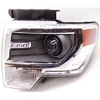OEM Ford F150 Left Driver Side HID Headlamp Guide Post Missing